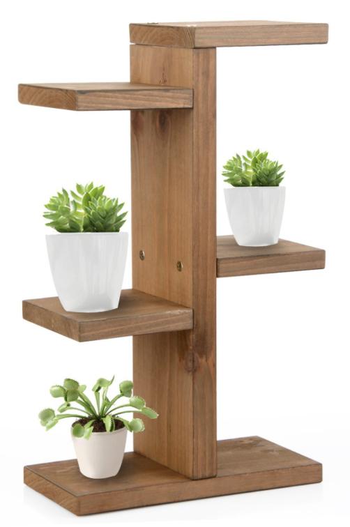 soporte plantas