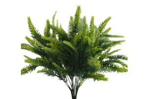 planta artificial caida